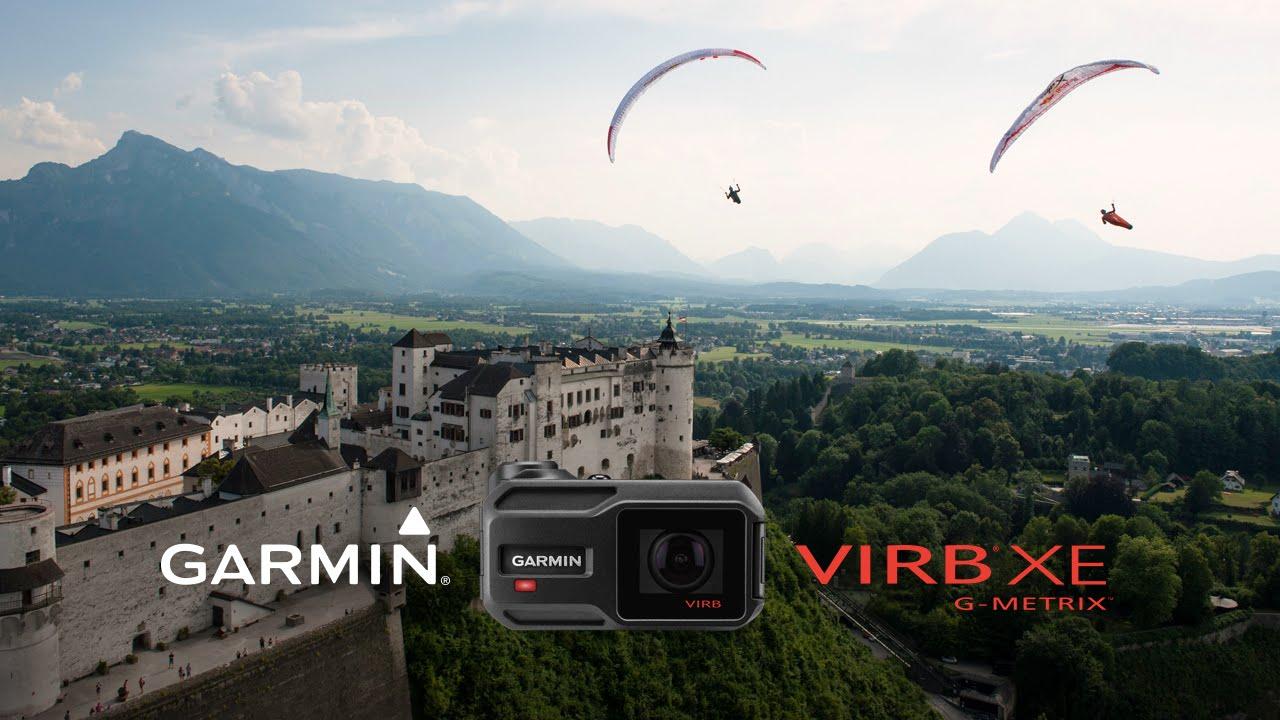 Garmin VIRB XE: Red Bull X-Alps Heli Jump