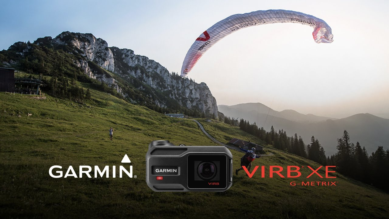 Garmin VIRB XE: Red Bull X-Alps Day 3