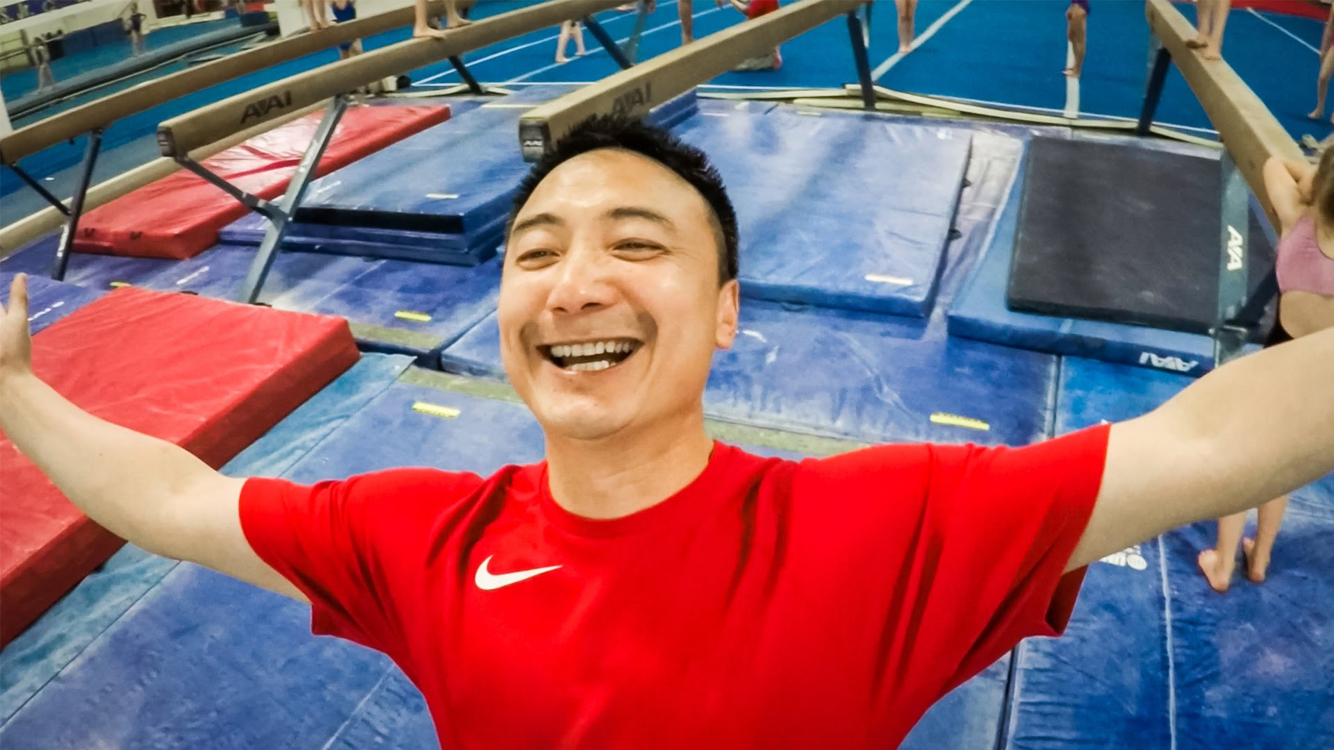 "GoPro: ""Two Roads"" – Gymnastics with Coach Liang Chow (Ep. 7)"