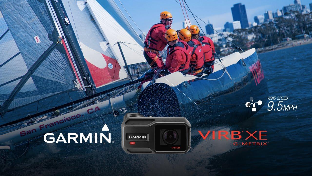 Garmin VIRB XE: Sailing