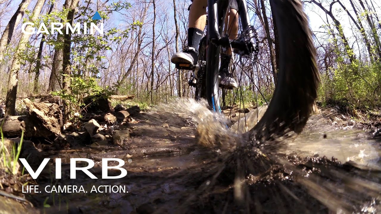 Garmin VIRB: Weekend MTB RIde