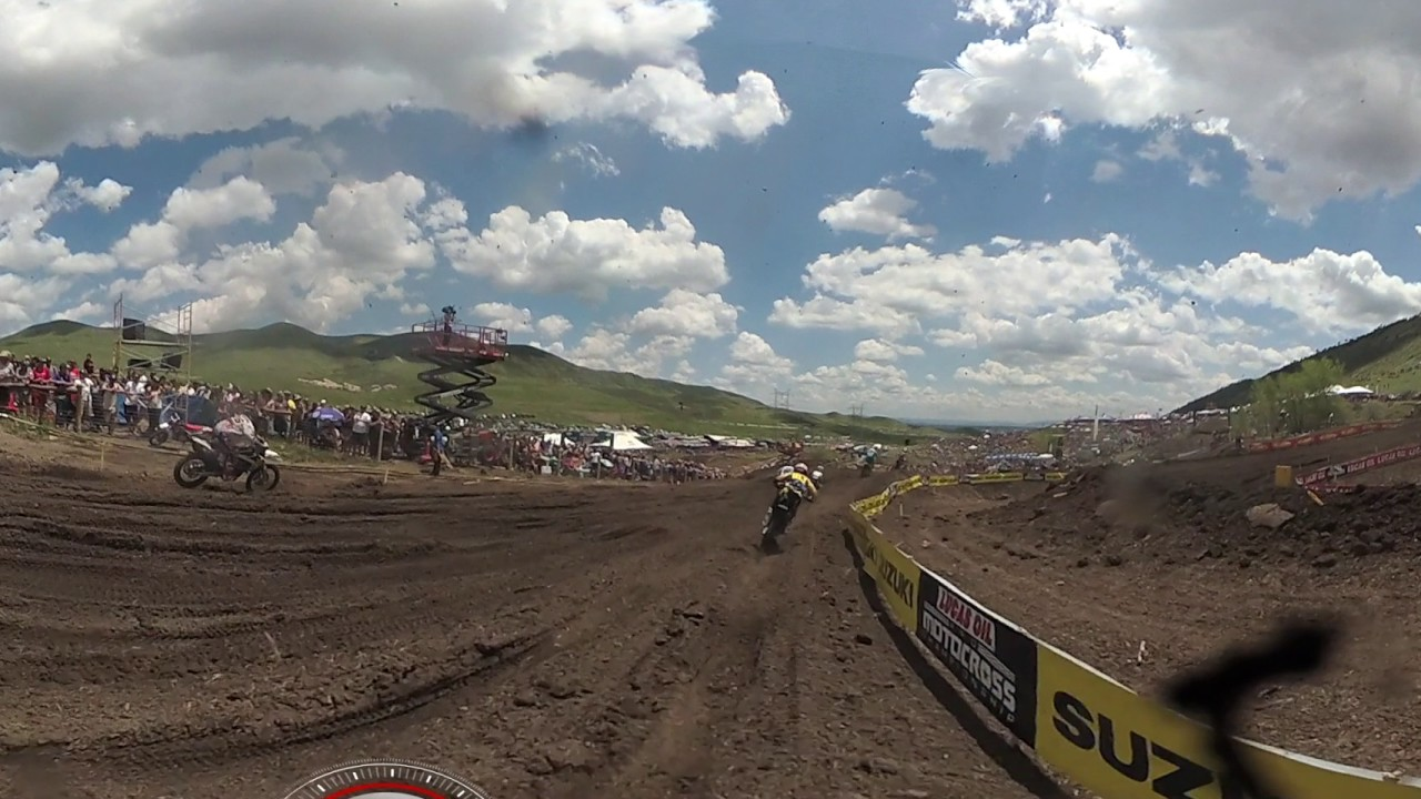 Garmin VIRB 360: Thunder Valley Moto with Pro Jimmy Decotis