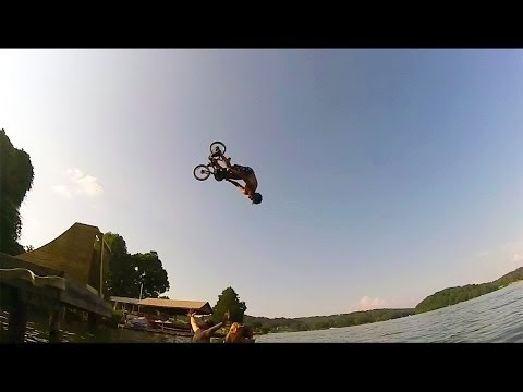 Drift Ghost-S: Beaver Fleming Backflips and Bowls