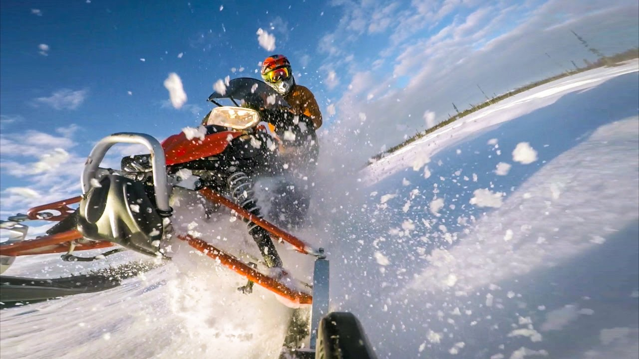 GoPro: The Last Frontier – Snowmobiling in Alaska