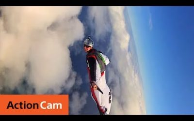 Base Jump in Hawaii | Action Cam | Sony