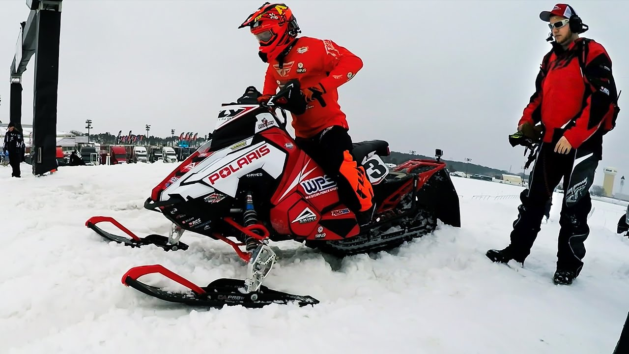 GoPro: Snocross Racing as a Family – Leighton Motorsports