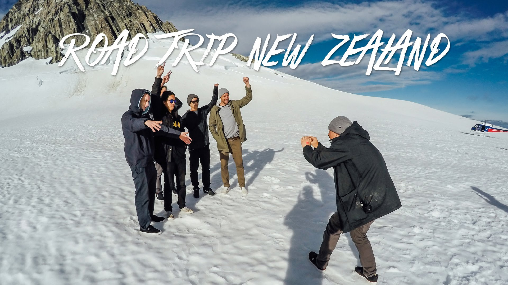 "GoPro Skate: Road Trip New Zealand – ""Over Ice"" – Ep. 2"