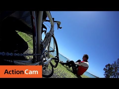 Cycling in New Zealand | Action Cam | Sony