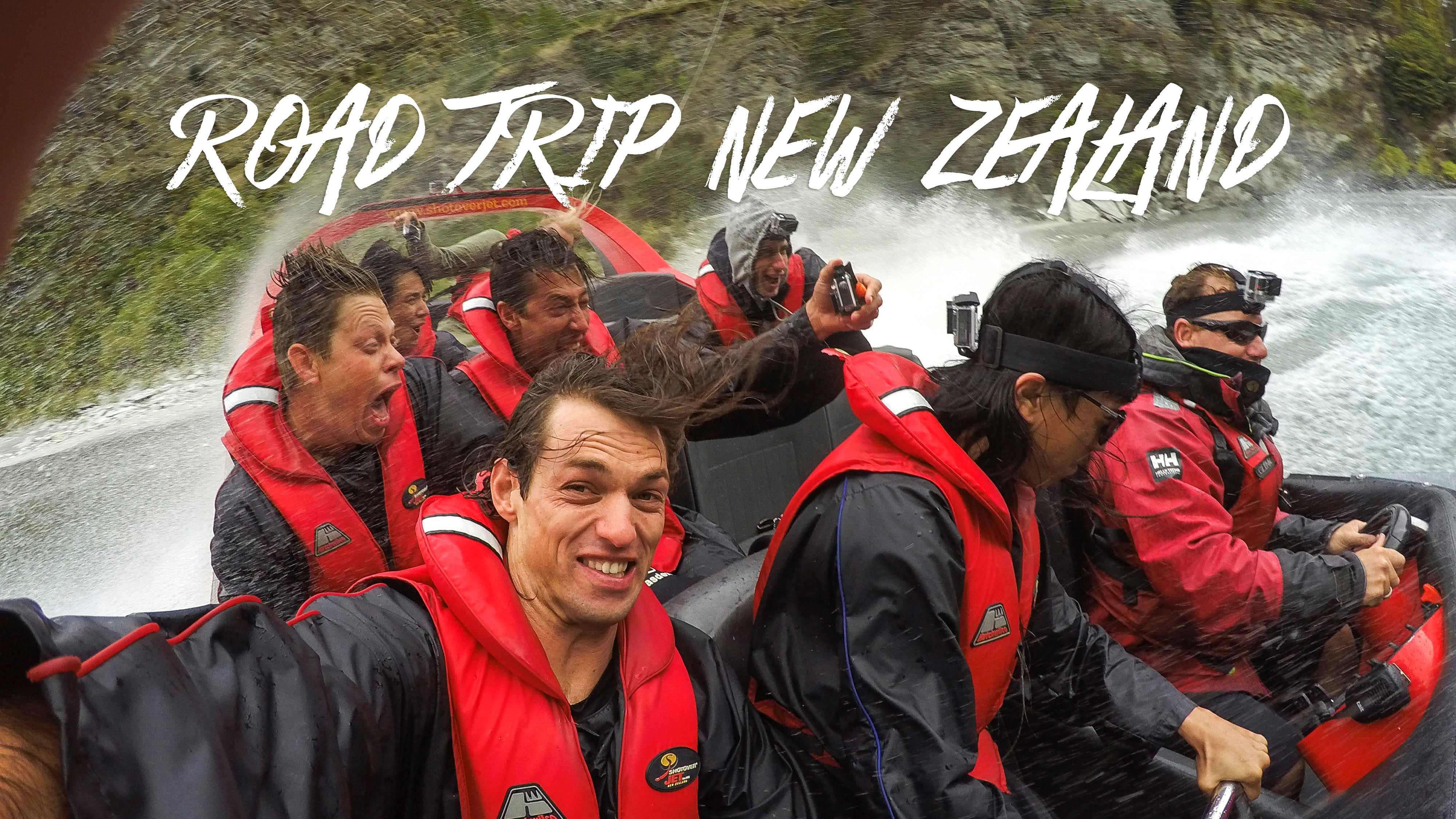 "GoPro Skate: Road Trip New Zealand – ""Racecars on Rivers"" Ep. 3"