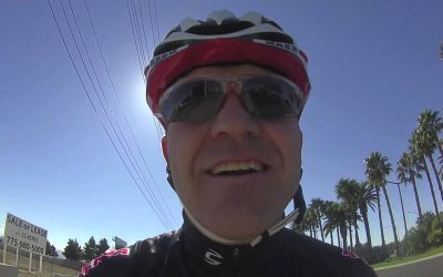 WASPcam Action Sports camera: Las Vegas bicycle ride