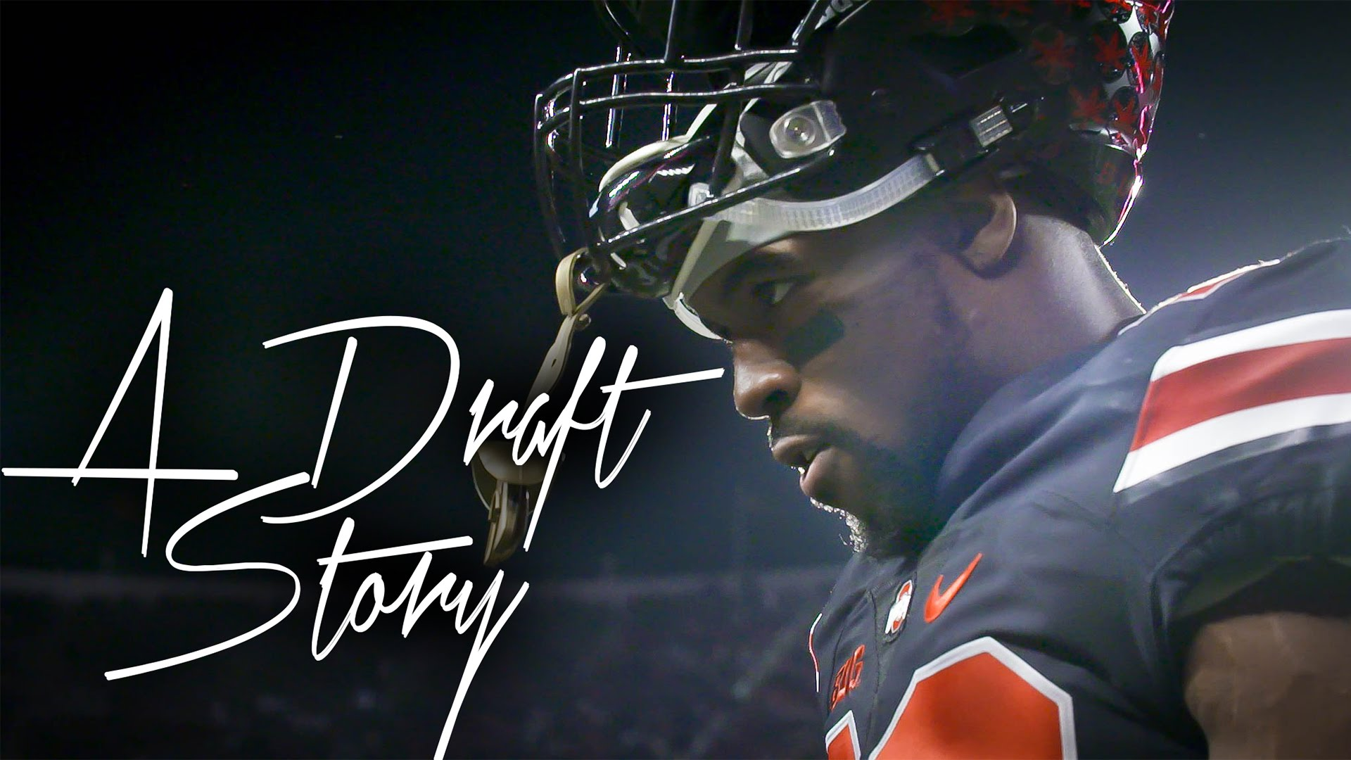 "GoPro Football: Day 1 ""A Draft Story"" Tyvis Powell 