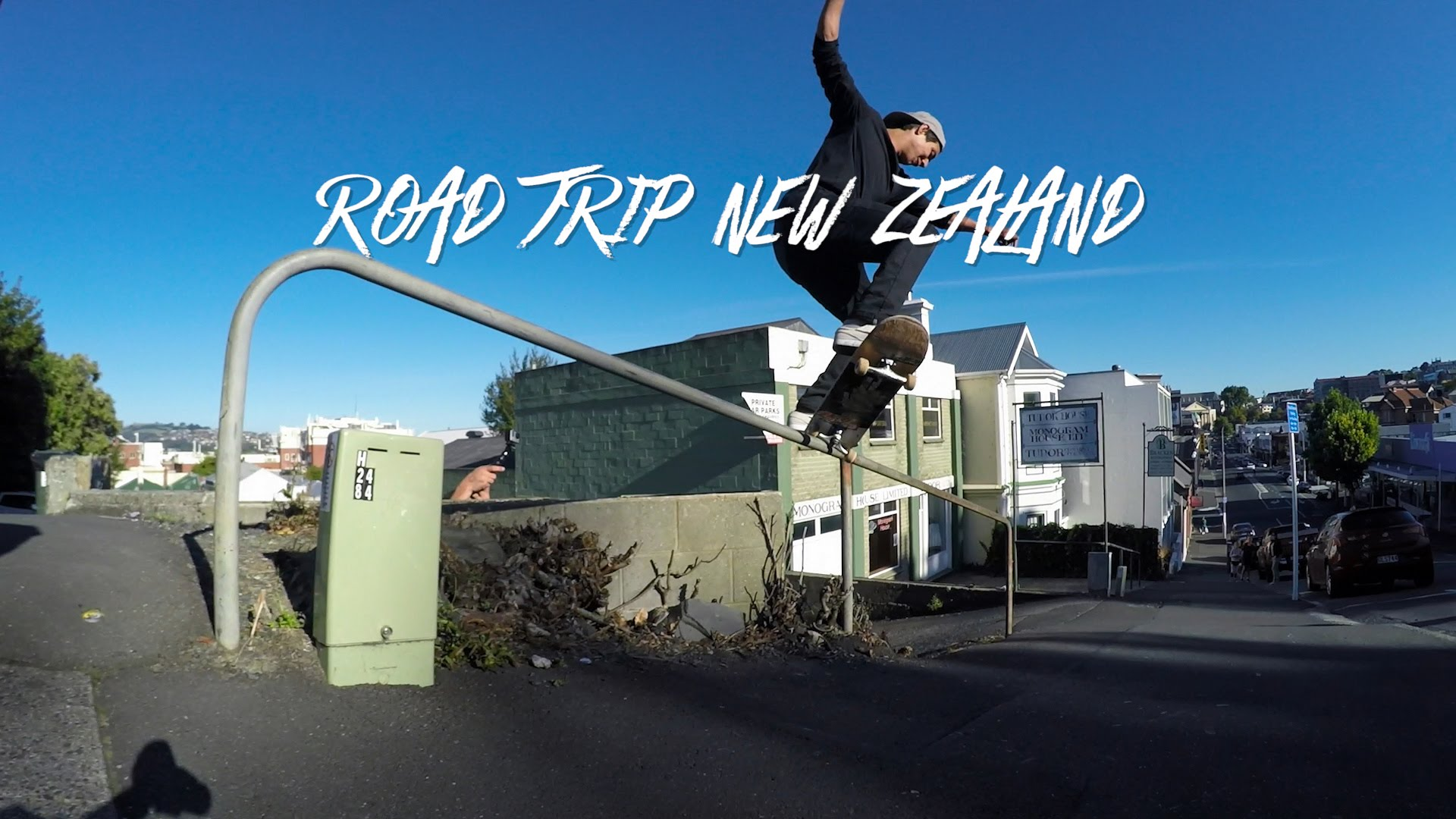 "GoPro Skate: Road Trip New Zealand – ""Worst Trip Ever"" – Ep. 5"