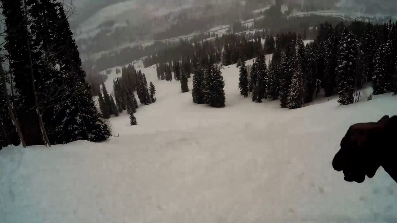 Snowboarding with WASPcam