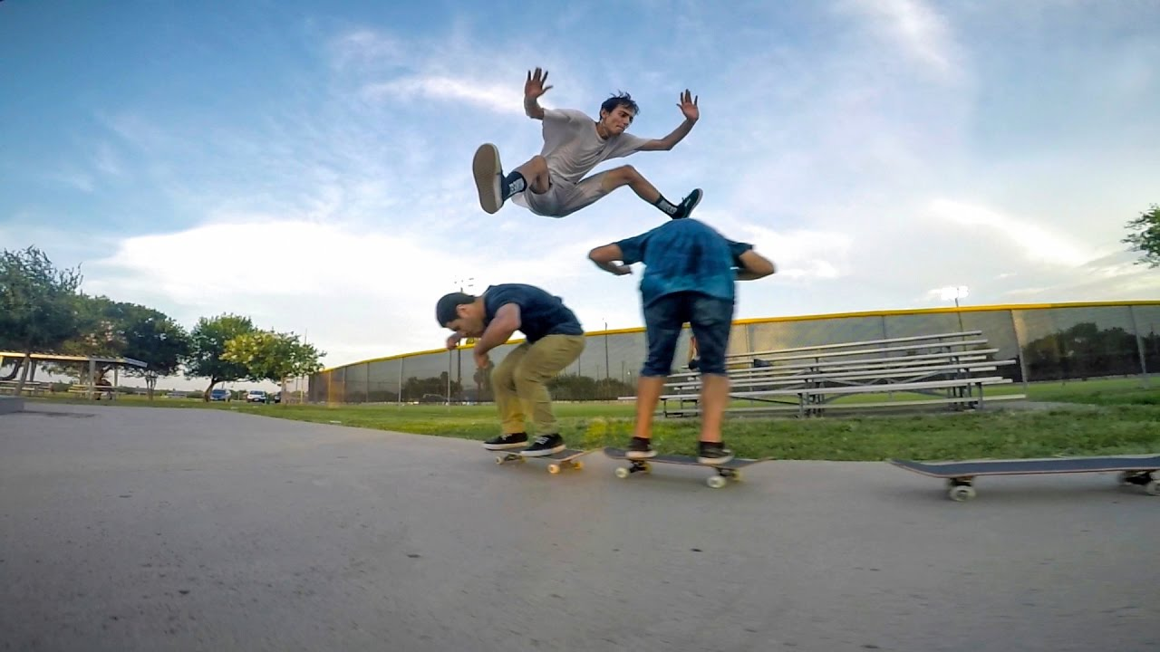 GoPro Skate: Best of Berrics Skateboarding is Fun 2016