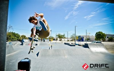 Drift HD Ghost: Skateboard With Ignacio Morata