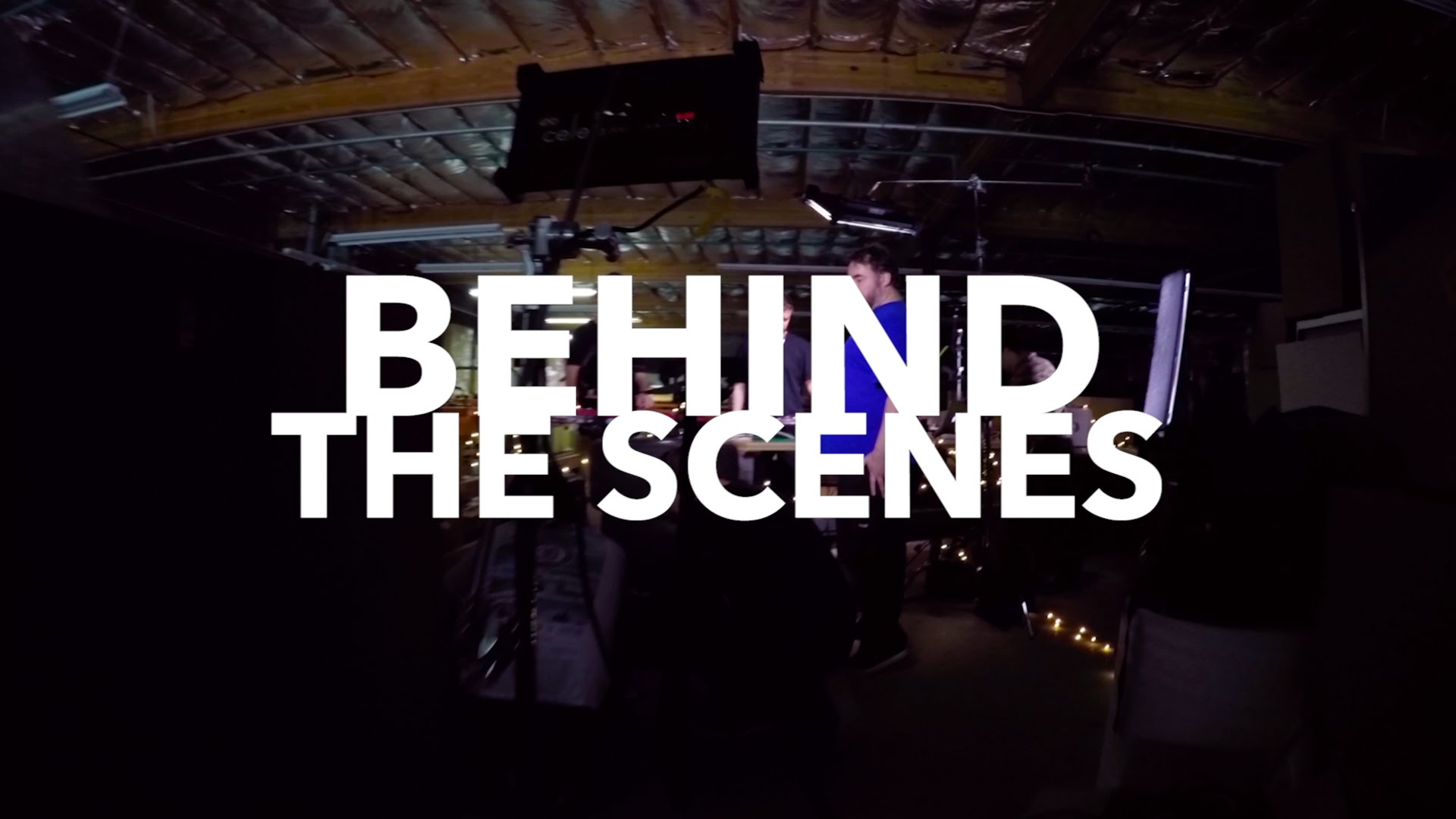 GoPro Music BTS: Hermitude at the GoPro Warehouse