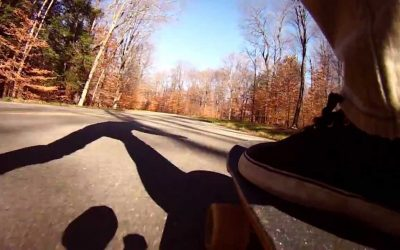 Longboard Skate Sesh with Drift HD Cameras