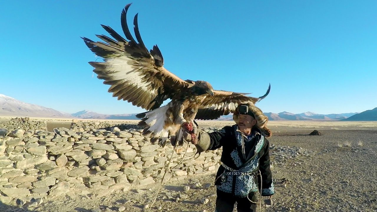 GoPro: Eagle Hunters in a New World