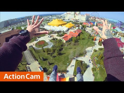 Action Cam | Evgeniy Joon Ivanov – A Day In Sochi | Sony