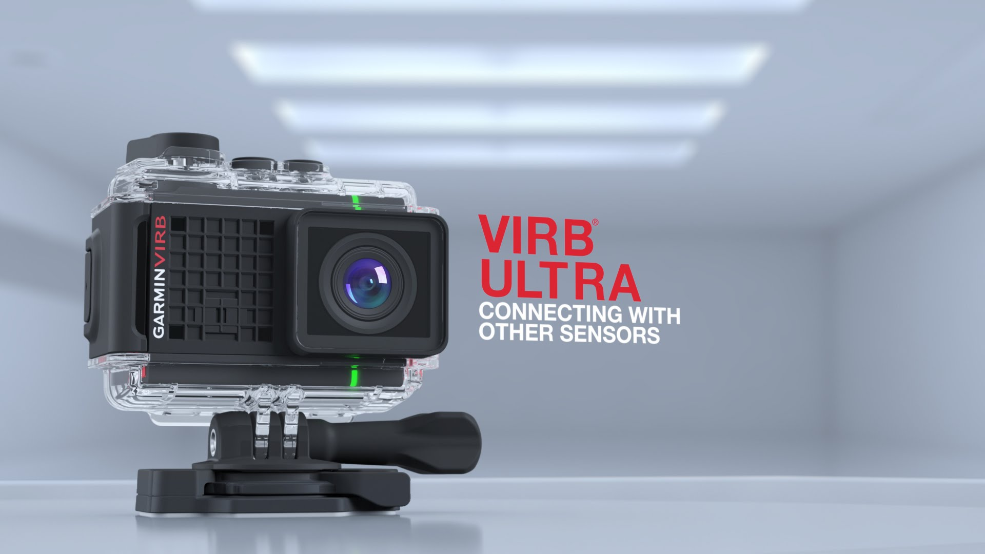 VIRB Ultra: Connecting with Other Sensors