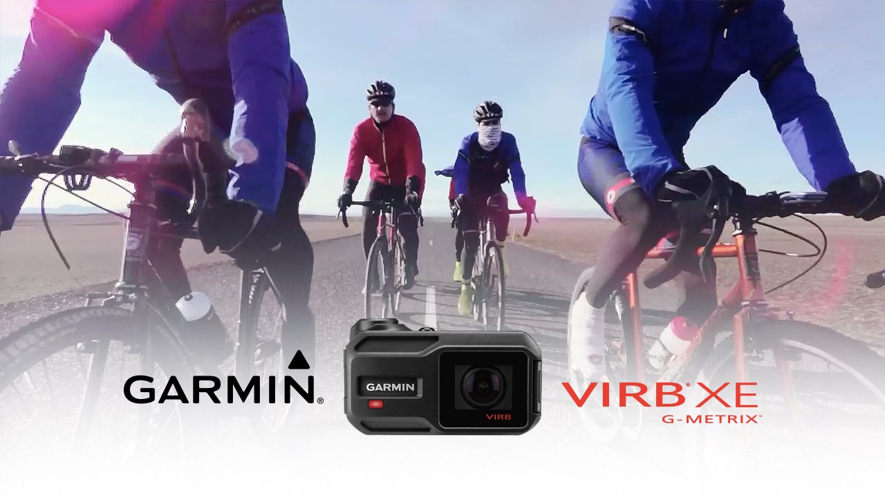 Garmin VIRB XE: Cycling in Iceland