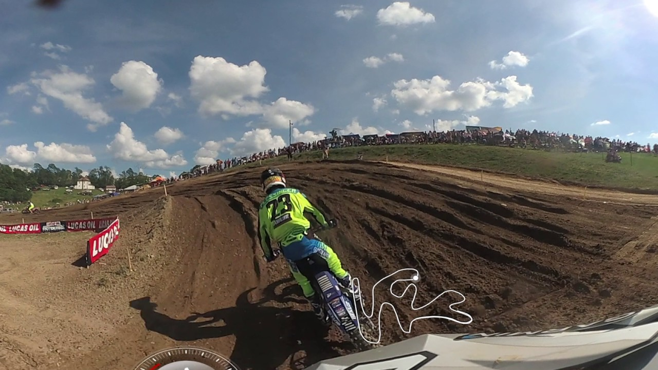 Garmin VIRB 360: Jeremy Martin Rides High Point National