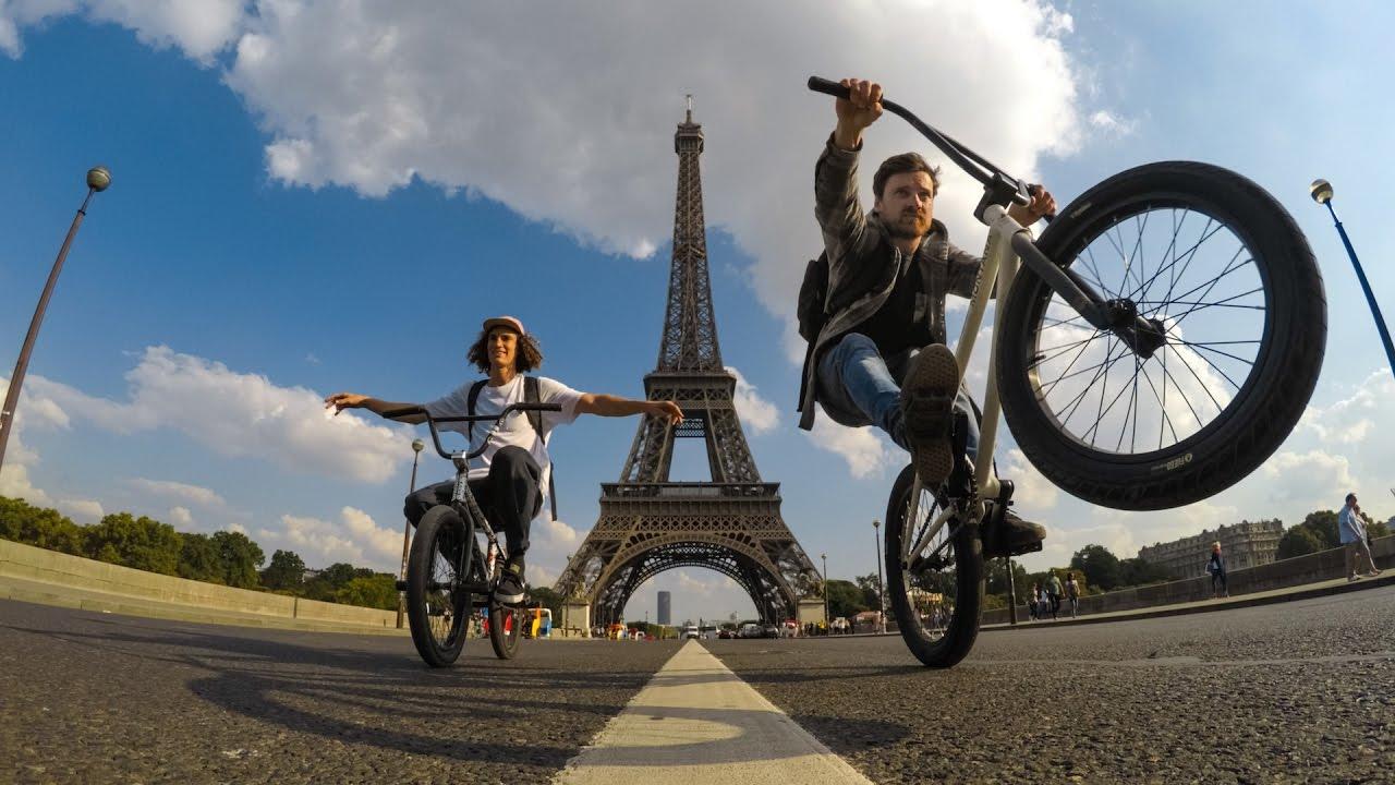 GoPro: BMX Euro Trip with Simone Barraco & Stefan Lantschner