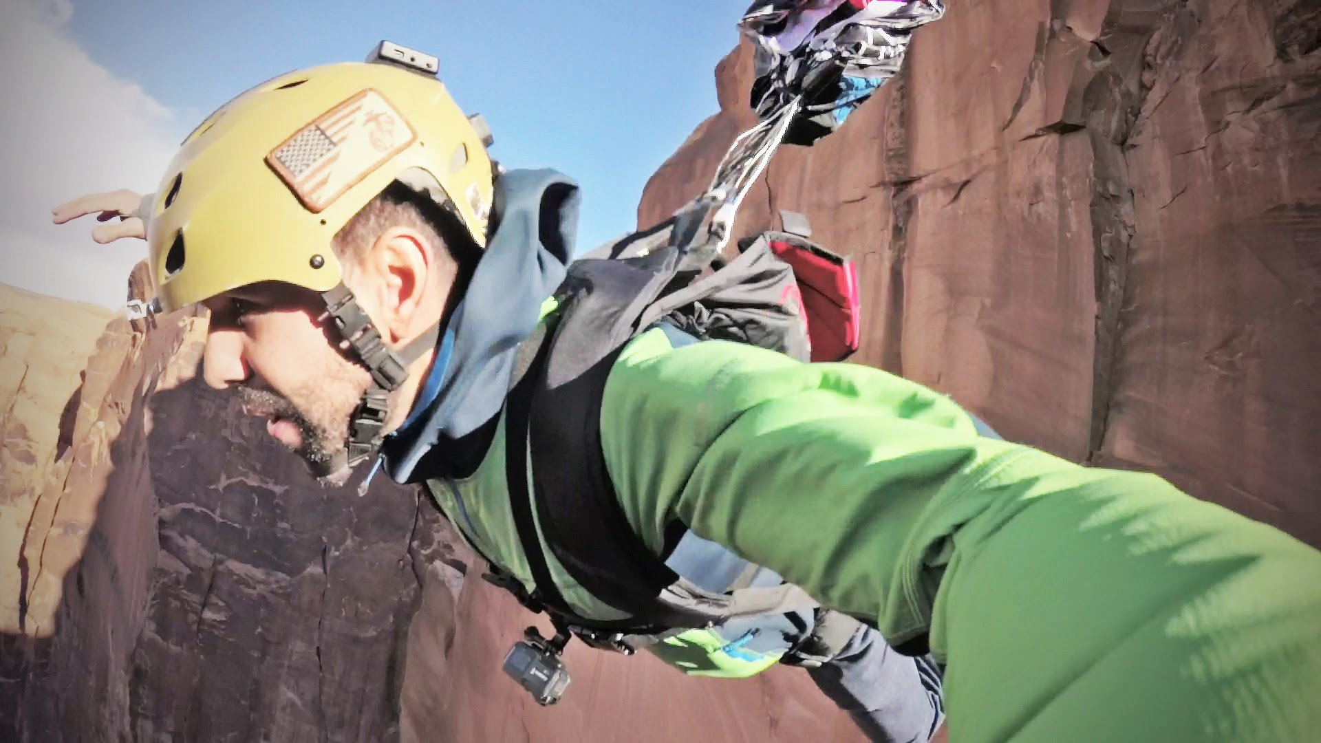 Garmin VIRB XE: Base Jumping in Moab