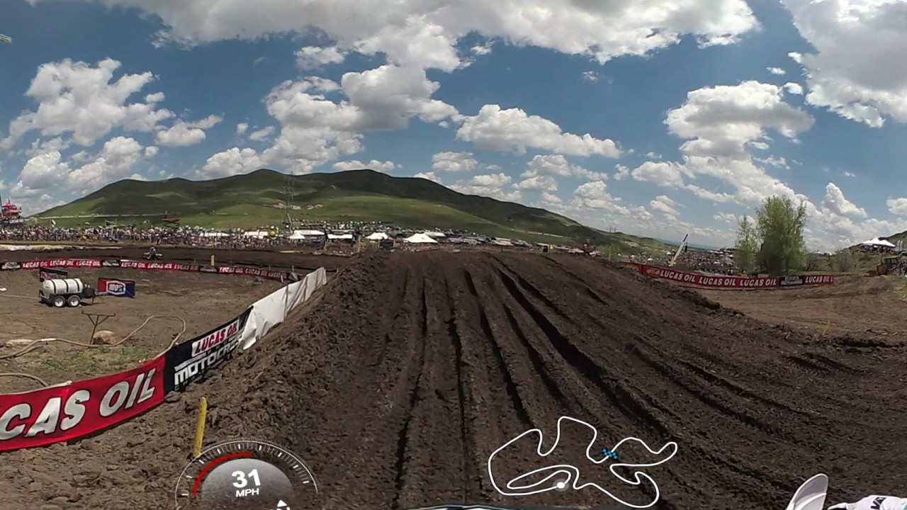 Garmin VIRB 360: Thunder Valley Moto with Pro Jeremy Martin