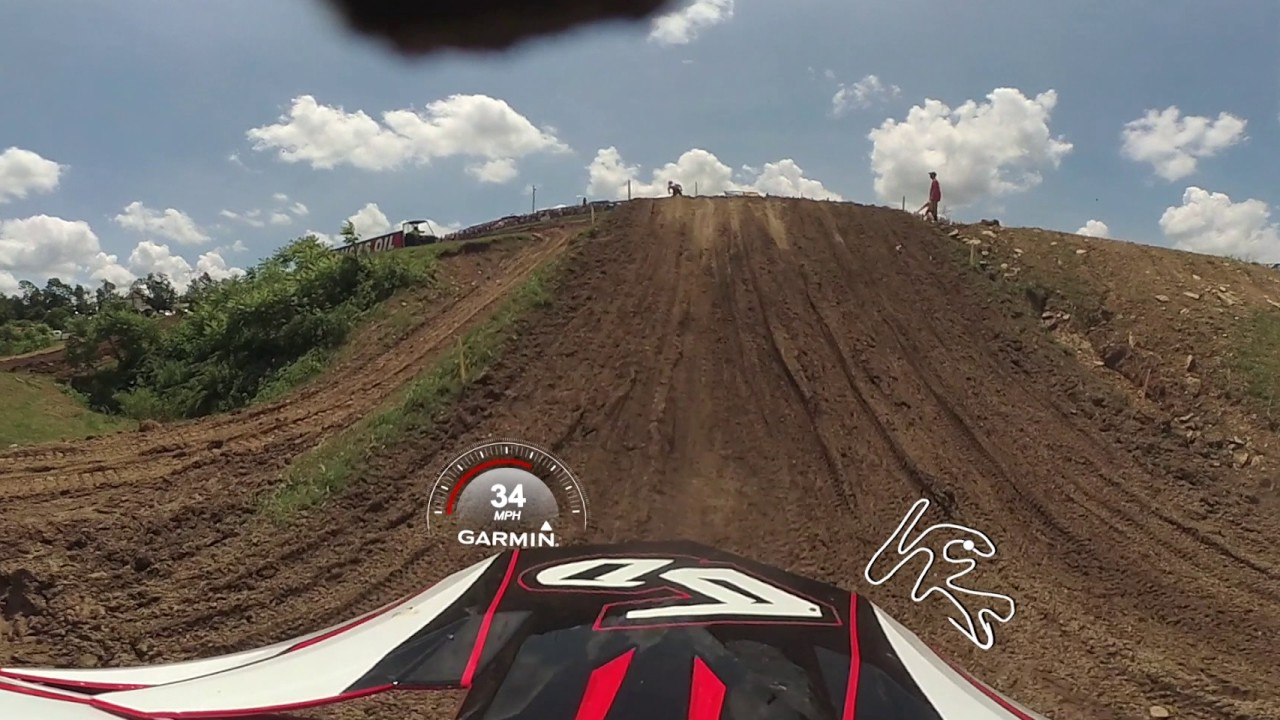 Garmin VIRB 360: High Point Moto with Pro Christian Craig
