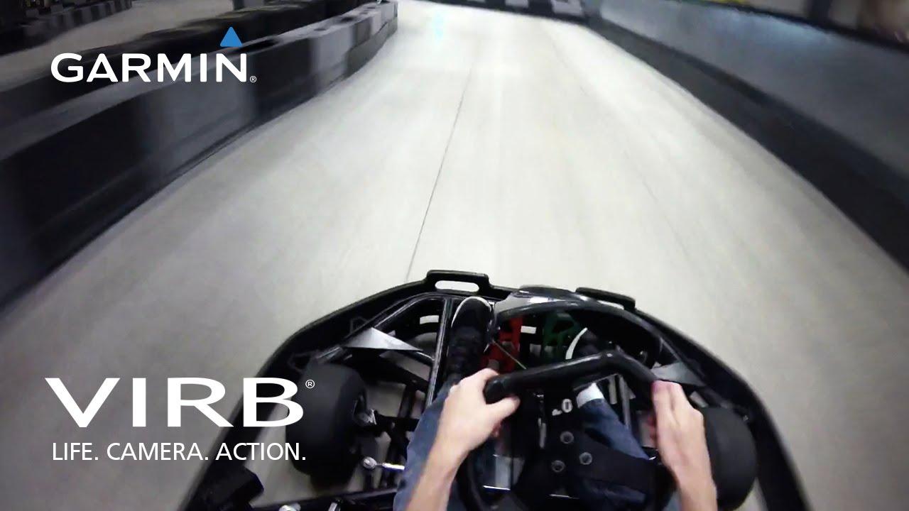 Garmin VIRB: Go Kart