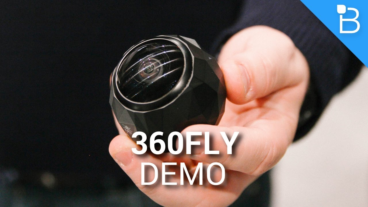360fly Demo – The Coolest Way to Record Sports Video