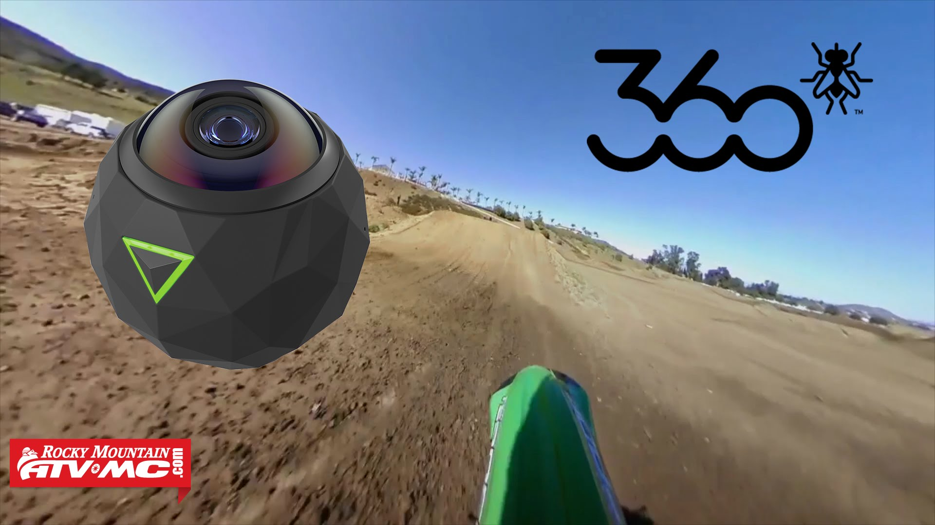 360Fly HD Camera Promo Video