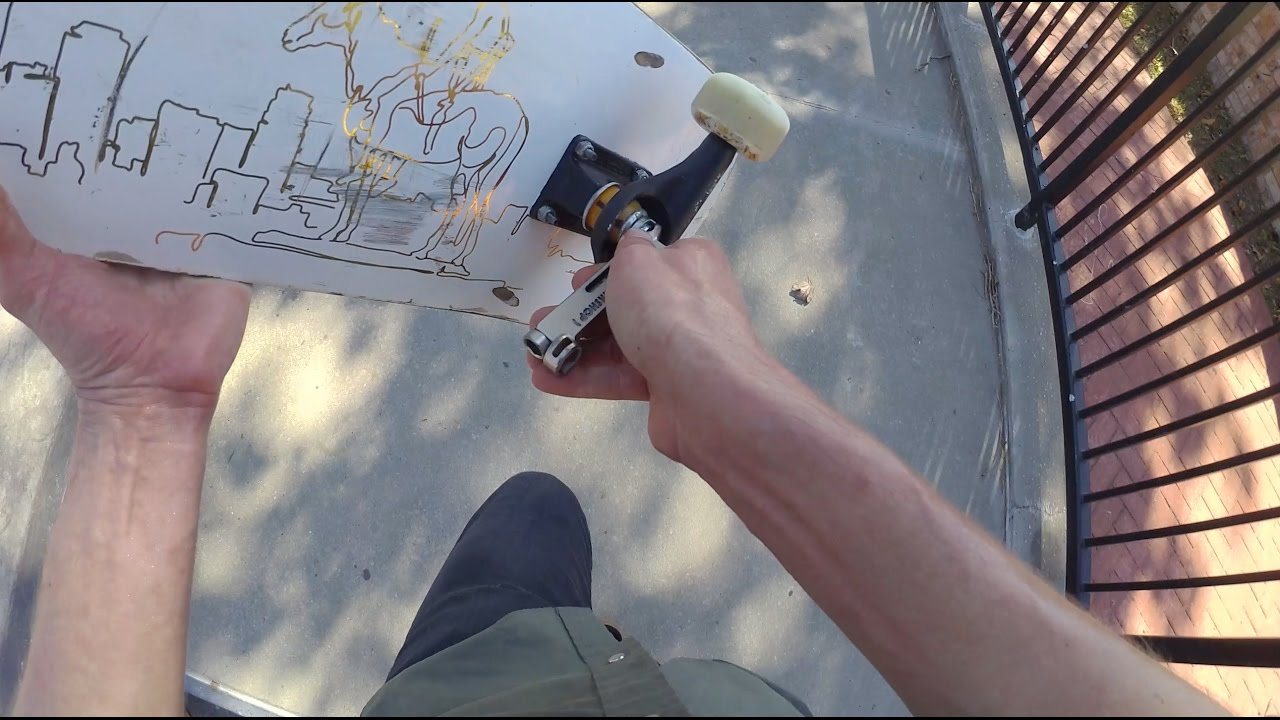Garmin VIRB Ultra 30: Skate Park Sessions in 4K