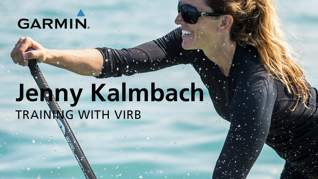 Garmin VIRB: Training with VIRB featuring Pro Jenny Kalmbach