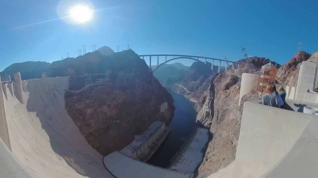 The Hoover Dam in FULL 360!