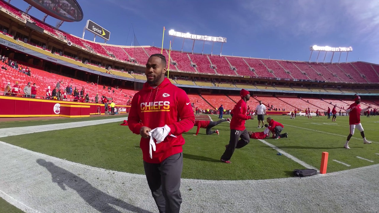 Garmin VIRB Ultra 30: On-The-Field with the Kansas City Chiefs – Episode 4