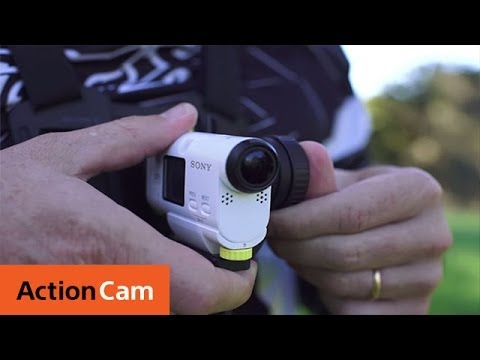 Live-view Remote Comparisons |  Action Cam | Sony