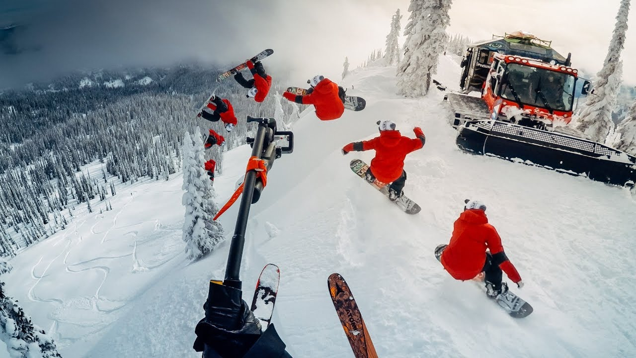 GoPro: HERO6 – Getting the Shot with Torstein Horgmo