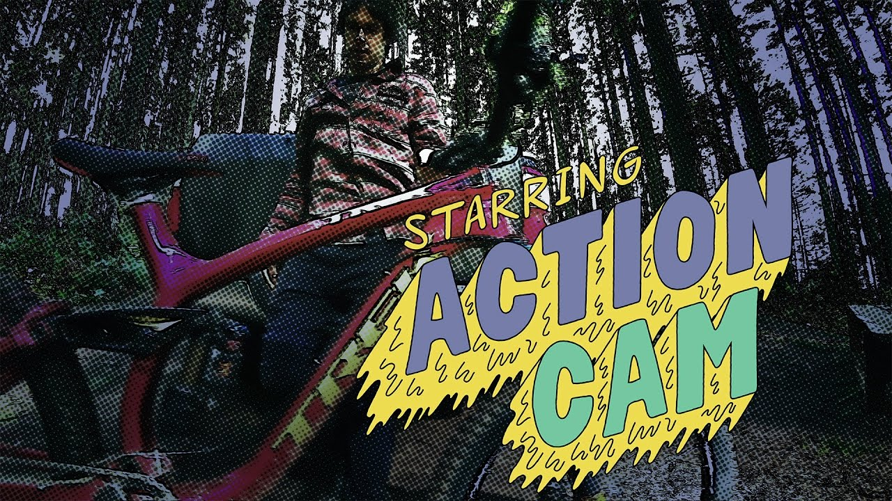 "Action Cam | Cam McCaul IS ""Action"" Cam 