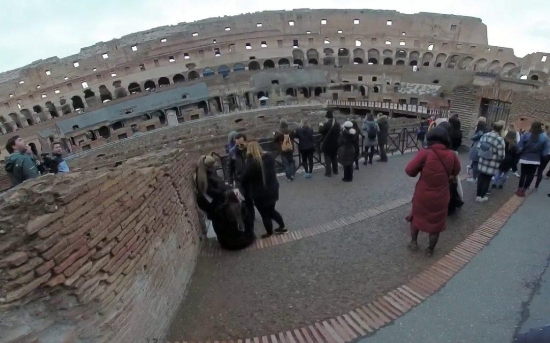 Roman Colosseum – 360 Tour