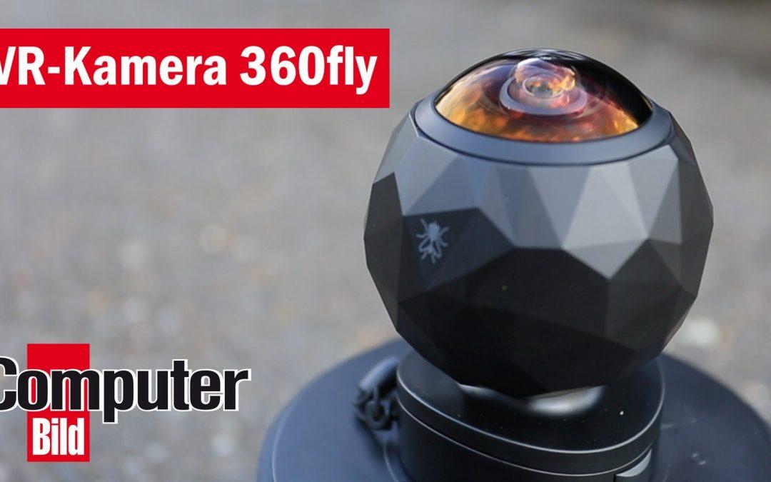 360Fly: Action-Cam mit Rundum-Blick im Test