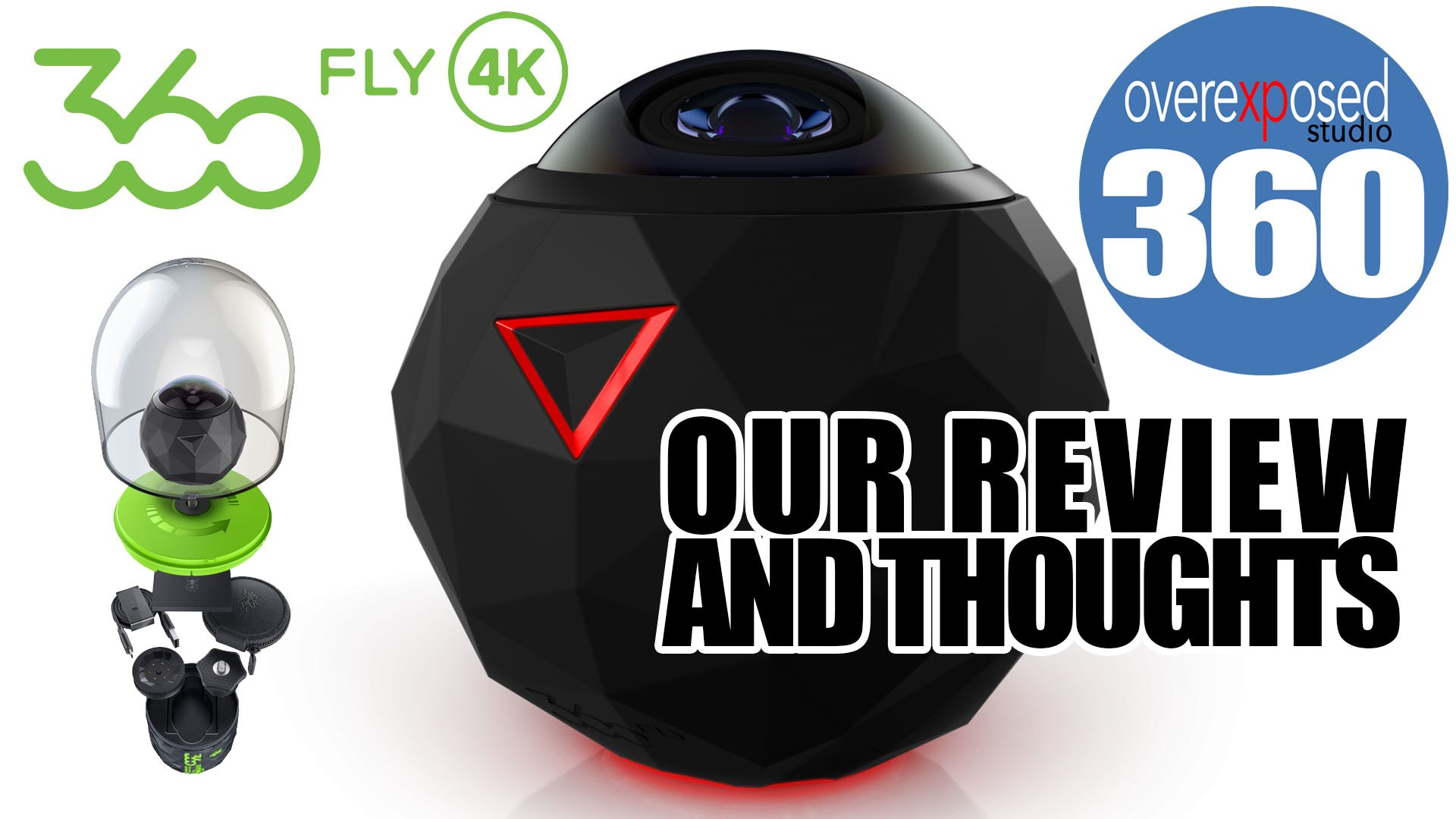 360FLY 4K Review and Thoughts