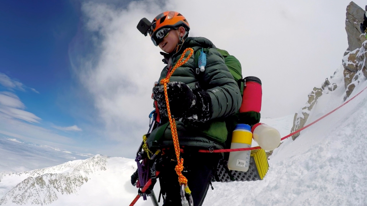 GoPro: The 12-Year Old Record Breaking Mountain Climber – Tyler Armstrong