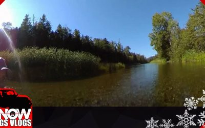 360°  TUBING DOWN RIVER 360Fly 4K | VR 360 Video