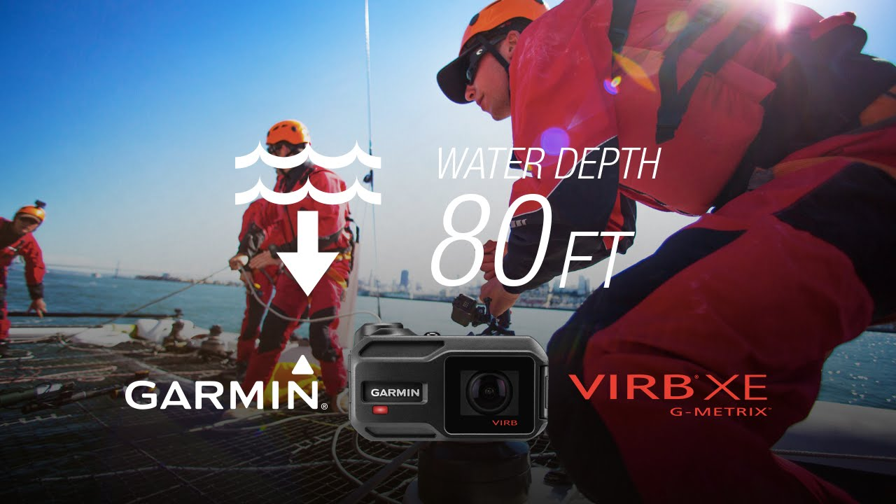 Garmin VIRB XE: Sailing Teaser