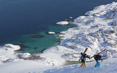 Drift HD Ghost: Backflippin' in the Backcountry With Léo Slemett in Norway