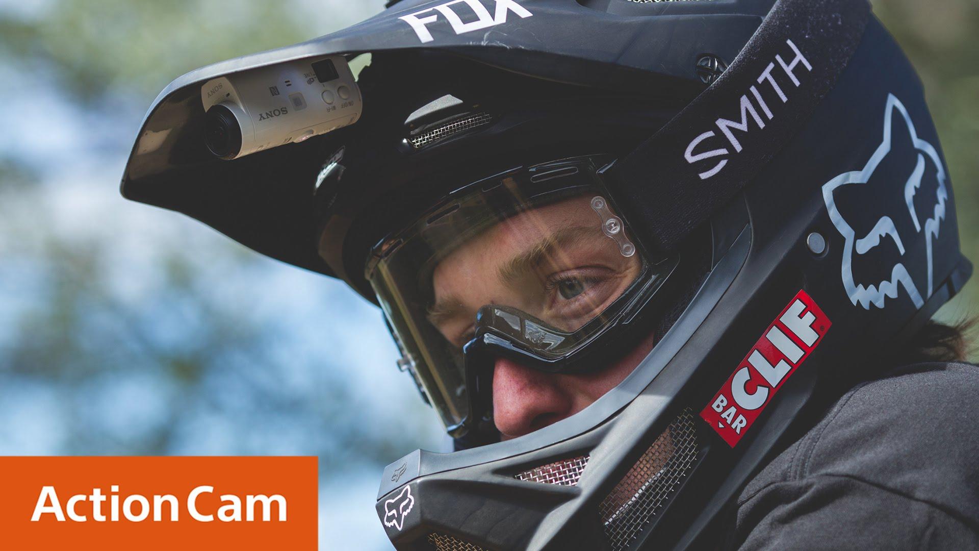 Action Cam | Rider Diary: Brett Rheeder #notTWObad | Sony