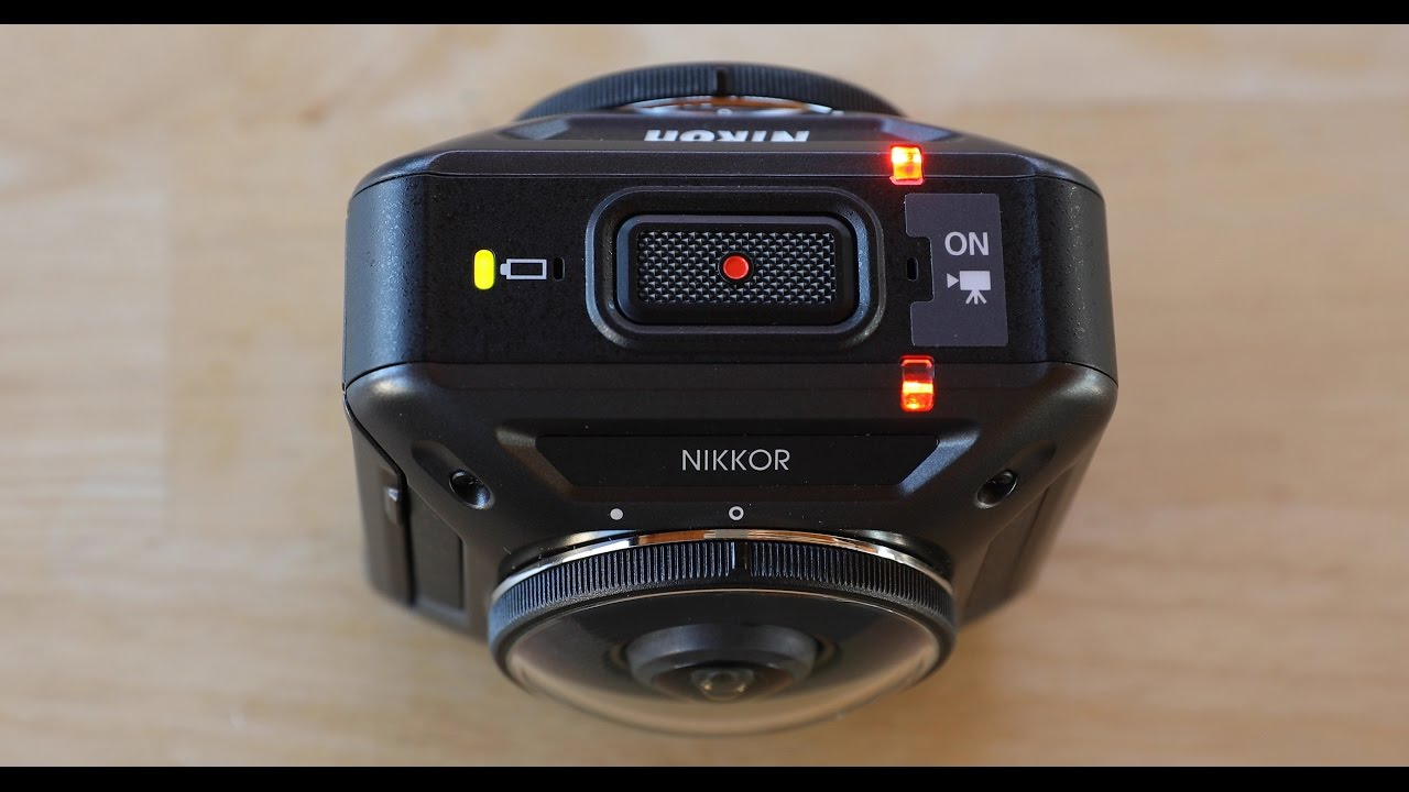 Nikon KeyMission 360 Review – Wistia Gear Reviews