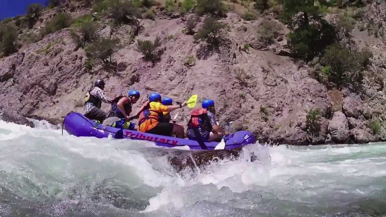 Garmin VIRB: A Day On The Rapids